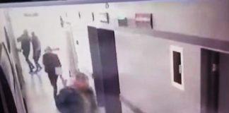 VIDEO: COMANDO REMATA A PERSONA EN UN HOSPITAL