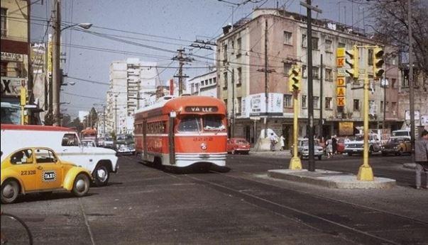 MÉXICO EN LA DÉCADA DE LOS 60