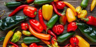 """""""Pica tantito""""… cuidado existen más de 140 variedades de chile"""