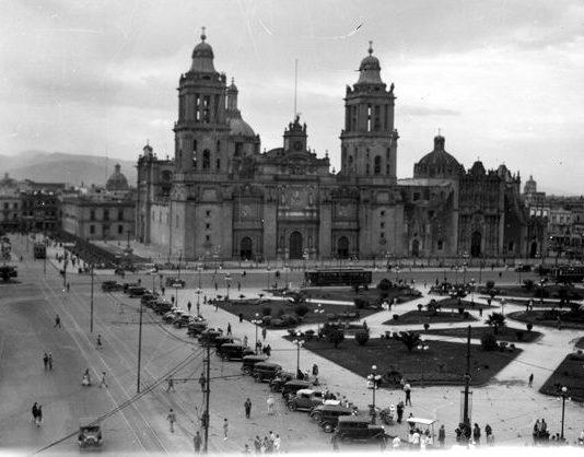 HERMOSAS FOTOS DE CDMX EN LOS AÑOS 20´